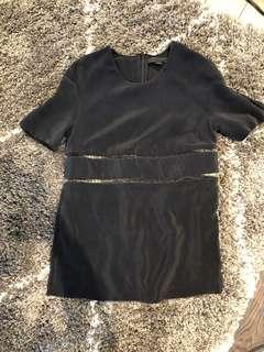 Alexander Wang black t shirt