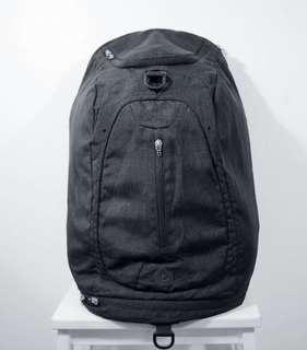 Tas backpack Gravis Black
