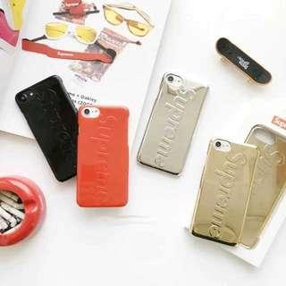 iPhone case手機殼 - 鏡面 Box logo