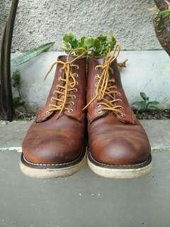 Sepatu Boots Redwings 9111