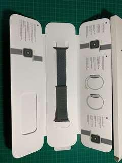🚚 Apple Watch 3 44mm 原廠尼龍針織錶帶 風雲灰
