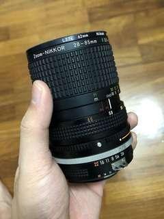 🚚 Nikon Lens 28-85mm F3.5-4.5