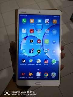 Huawei mediapad M3 4GB 128GB sd card