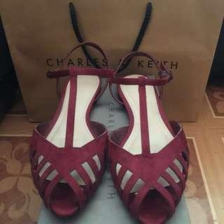 Charles & keith sandal