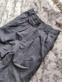HIGH WASITED TROUSERS