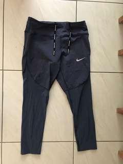 Navy Nike gym  pants medium