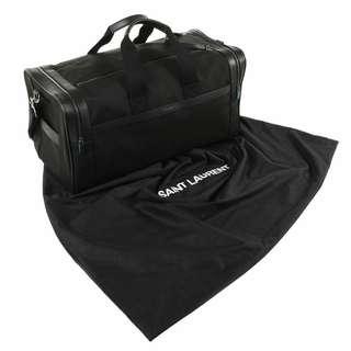 全新Saint Laurent 帆布多用途旅行袋 7d22c2dd542f1