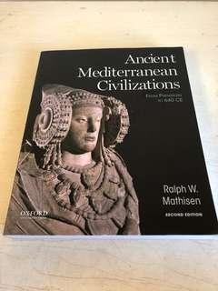 ancient mediterranean civilizations from prehistory to 640 CE- ralph W. Mathisen - second edition- oxford university press