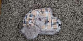 Burberry winter hat