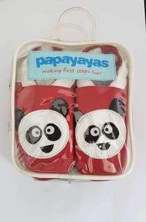 #SparkJoyChallenge Papayayas Children Shoes (soft sole leather)