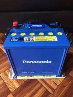 (拆車良品) 日製 panasonic 國際牌 100D23L 電瓶 藍電池 速霸陸全車系適用 非 怠速熄火 適用