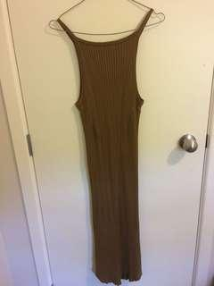 Long bodycon dress