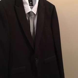 Slim Fit Men's Suit