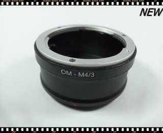 🚚 [一直攝] OM-M43轉接環(全新品)