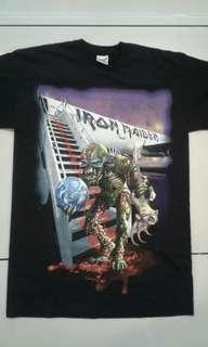 Iron Maiden.tour singapore indonesia