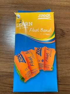 Zoggs float bands 1 - 3 years