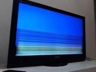 Toshiba LCD TV Faulty for parts