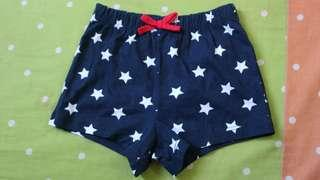 HOT PANTS GEMES COLOURFUL