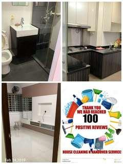 HASSLE FREE HOUSE CLEANING N HANDOVER