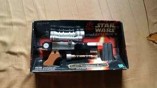 Star Wars ep 1 Naboo Foam-Firing Blaster