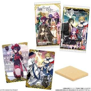 [PO] Fate/Grand Order Wafer 6 20Pack BOX