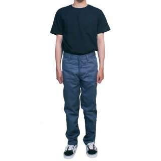 Fatigue Pants Grey by Hesitate Project