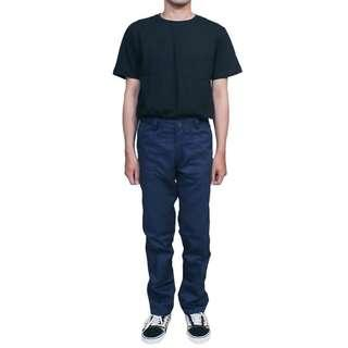 Fatigue Pants Navy by Hesitate Project