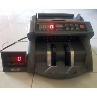 EC-45MG Currency Bank Notes Counting Machine Bill Money Counter