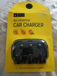 Multipurpose car charger