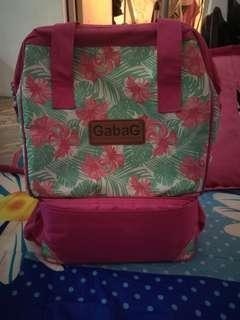 PRELOVED COOLER BAG GABAG DAHLIA