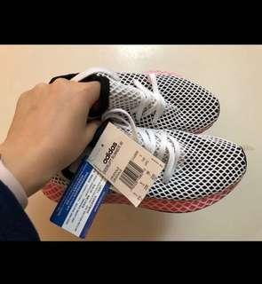 Adidas Deerupt Runner 球鞋 size 38 (NEW with tag)
