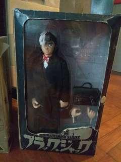Astro Boy and Blackjack figure
