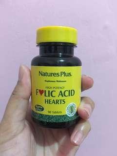 Natures Plus ( Folic Acid )