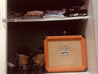 Orange Crush 20 Guitar Amp