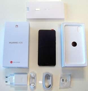 Huawei P20 99.9% New