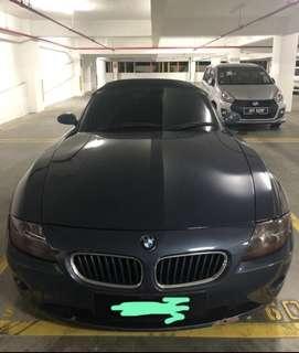 BMW Z4 Ready KL