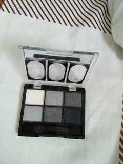 Eyeshadow (Black & Grey)