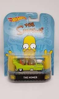 Hot Wheels / HotWheels The Simpsons Edition