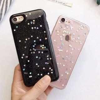 PREORDER Glittery Jelly Phone Case