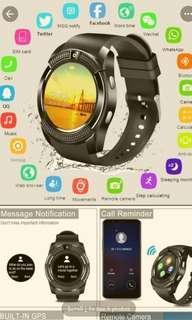 V8 brand new smart watch