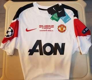 deb356eac24 Man Utd UCL jersey (Rooney)