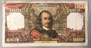 Franc 100Cents