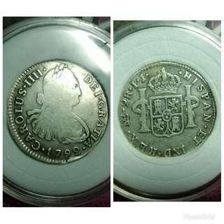 Carolus old coins