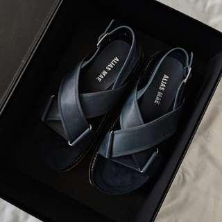 Alias Mae Jerri sandles Size 37