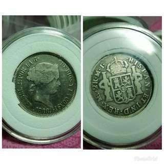Isabel old coins