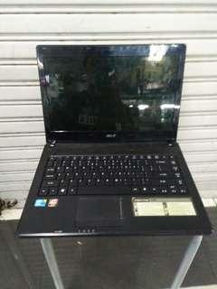 Laptop Acer 4738G