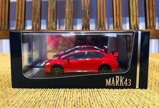 MARK43 Honda Civic FD2 Mugen RR