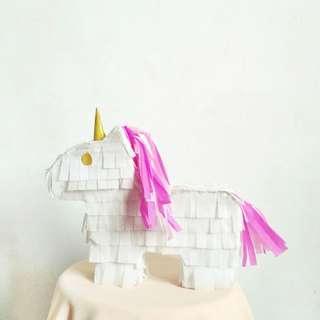 Mini Unicorn Pinata
