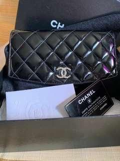 🚚 Chanel wallet on chain Woc flap bag