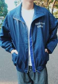 NAVY BLUE JACKET SPORT JAPAN